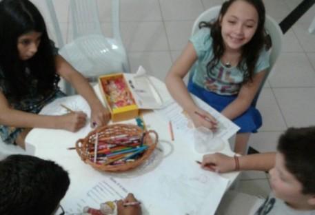Cine Lutero Kids na Bahia