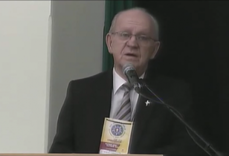 Saudação do Pastor Martinho Sonntag - Igreja Evangélica Luterana do Brasil (IELB)