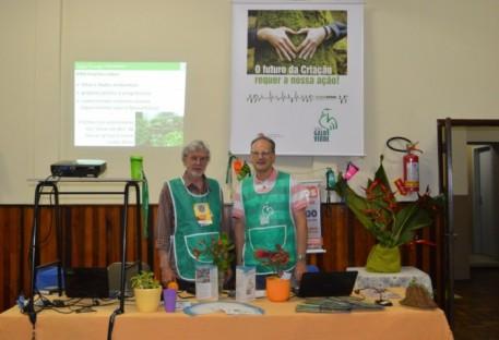 Concílio de Brusque/SC realiza ações ambientais