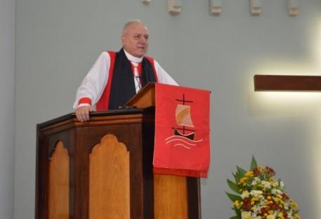 XXX Concílio da IECLB - Culto Ecumênico - Prédica Bispo Flávio