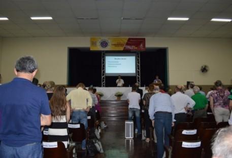 XXX Concílio da IECLB - Palestra e Plenária