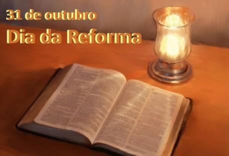 Mensagem da Presidência para o Dia da Reforma - 2016