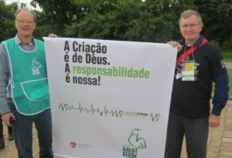 O Galo Verde estará no XXX Concílio da IECLB em Brusque/SC