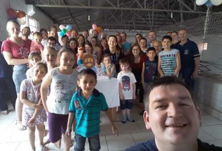 Integração entre LELUT e Culto Infantil – Programa especial pelo Dia das crianças