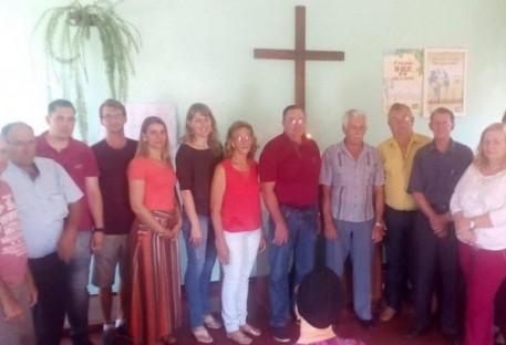 Fundação da Comunidade Unidos na Palavra de Marechal Cândido Rondon/PR