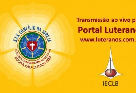 XXX Concílio da IECLB - Transmissão ao vivo