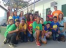 Projeto Sementinha – Salvador/BA - Ação Confirmandos na Trilha da Solidariedade