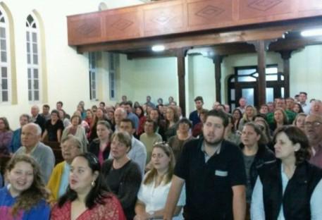 499 anos da Reforma - Culto Conjunto em Rio Negrinho/SC
