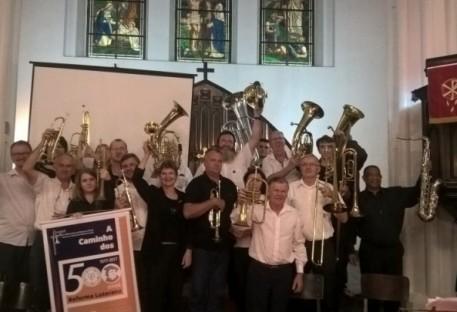 Concerto da Reforma-Igreja Espírito Santo-Blumenau-SC