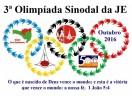 3ª OLIJE - Olimpíada Sinodal da Juventude Evangélica