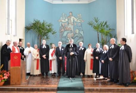 499 anos da Reforma - Culto da Comunidade Evangélica de Joinville - UP