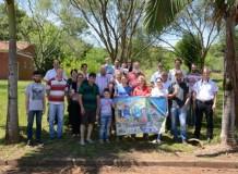 Visita de Pão Para o Mundo ao Núcleo Verê/PR