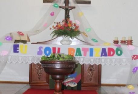Recordação de Batismo em Venâncio Aires/RS!