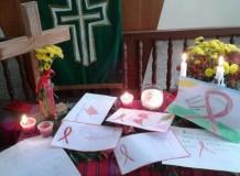 Celebração Litúrgica - Dia Mundial de Luta Contra a AIDS