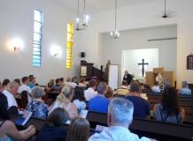 Culto de Natal e Domingo Fraterno na Igreja Luterana de Santos 11/12/2016