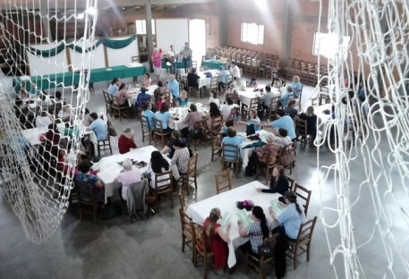Em Garuva: ADVENTO, um encontro pra lá de especial...