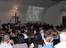 1º Cineshow com o conjunto instrumental da Comunidade Evangélica de Venâncio Aires/RS