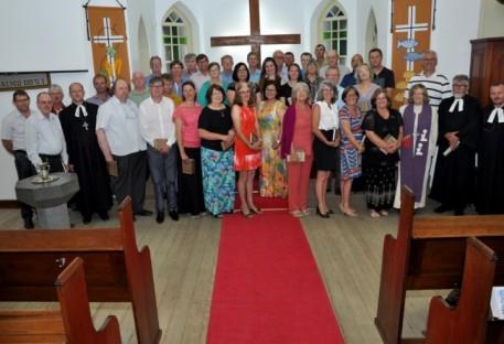 Culto de Instalação do Conselho Sinodal e Diretoria