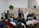 """Julio Walz palestra em Pomerode/SC sobre """"Suicídio, Tristeza e Depressão"""
