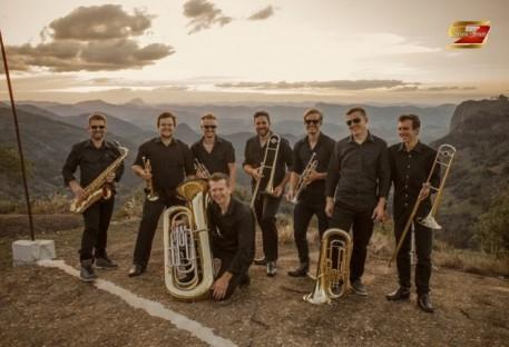 Conheça a Seven Brass Band de Santa Maria de Jetibá