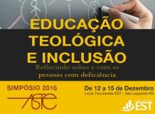 Manifesto por uma Educação Teológica Inclusiva