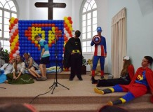 Escola Bíblica de Férias - 2017 - Paróquia Rio da Prata - Joinville,SC