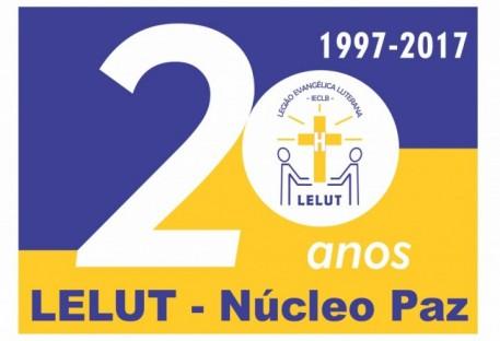 Comemoração dos 20 anos da LELUT - Núcleo da Paz