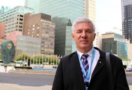 Novo secretário geral de ACT prevê mais diaconia profética