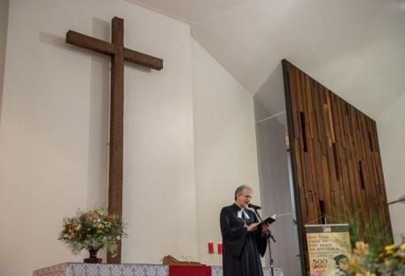 Ordenação Conjunta ao Ministério Eclesiástico na IECLB - 2017 - Porto Alegre/RS