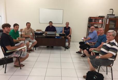Obra Missionária de Metais Acordai tem reunião em Ivoti/RS