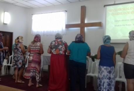Dia Mundial de Oração -  Apóstolo Tiago - Jaraguá do Sul/SC