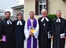 Jubileu de 40 anos da Comunidade Bom Pastor de Curitiba/PR
