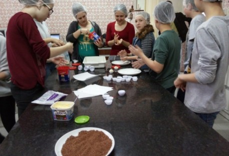 Comunidade de Joinville, Paróquia dos Apóstolos na Trilha da Solidariedade