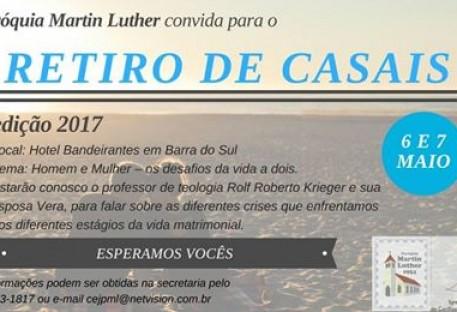 RETIRO DE CASAIS