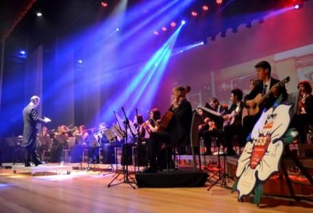 Concerto abrilhanta noite e lança chegada dos 500 anos da Reforma