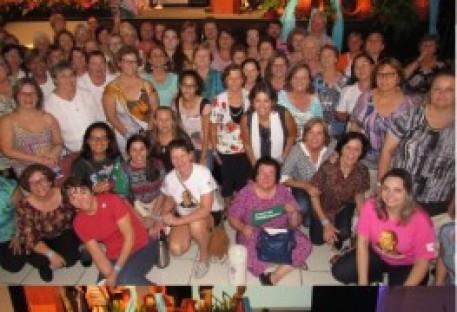 Sínodo Paranapanema no Encontro Nacional de Mulheres da IECLB