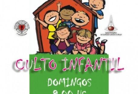 CULTO INFANTIL