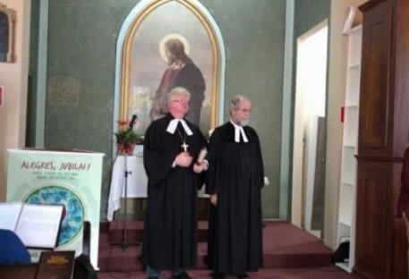 Despedida do Pastor Carlos Moeller em Curitiba-PR