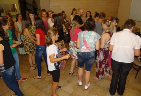 Seminário Sinodal para Orientadores (as) do Culto Infantil e Ensino Confirmatório