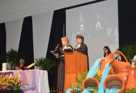 Mulheres Luteranas Celebrando os 500 anos da Reforma - Abertura
