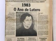 A criação do Conselho de Missão entre Povos Indígenas (COMIN) em 1982