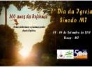 1º. Dia da Igreja do Sínodo Mato Grosso