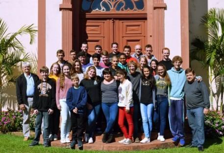 Seminário Juventudes e Diaconia no Sínodo Centro-Campanha Sul