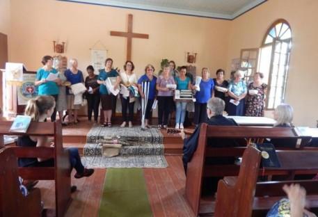 OASE Vitória - 60 anos - Paróquia de Santa Maria do Sul - Pelotas/RS