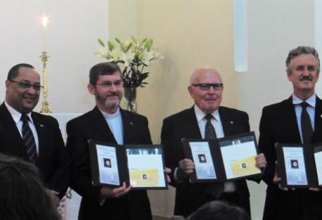 500 anos lembrados pela filatelia brasileira