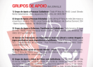 Grupos de Apoio em Joinville/SC