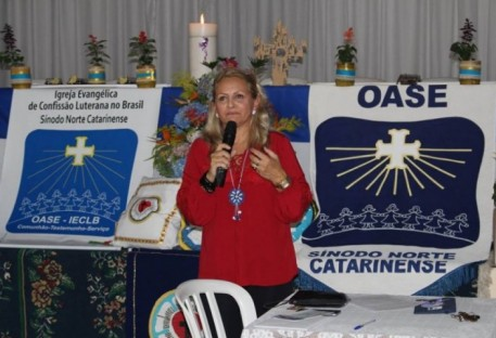 XII Assembleia Ordinária - OASE Sínodo Norte Catarinense