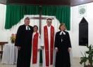 Paróquia Caminho da Fé em Alta Floresta do Oeste/RO tem novo Pastor