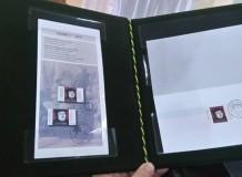 Lançamento do Selo Postal do Jubileu da Reforma em Toledo-PR