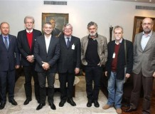Presidente da Assembleia Legislativa do RS recebe comissão dos 500 anos da Reforma